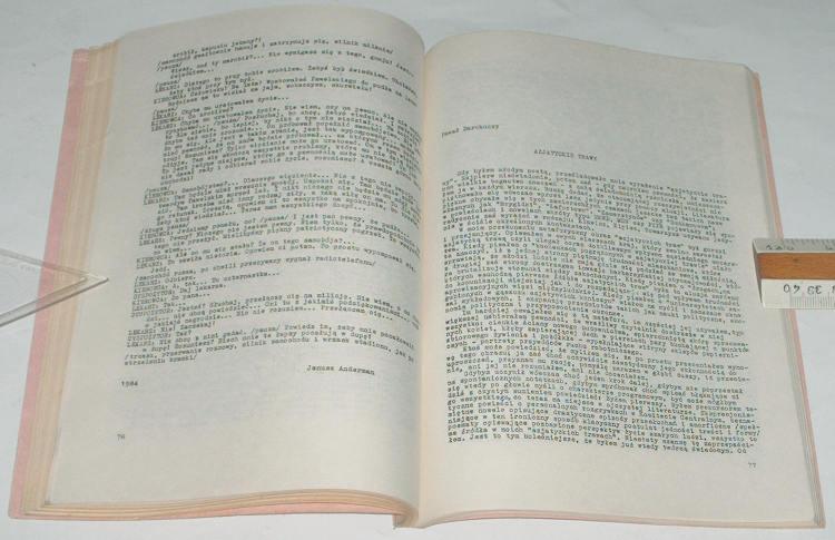 Arka-Nr-12-Eseistyka-Krytyka-Literatura-1985-Krakow-bibula-Malewski-Legutko-Milosz-Brodski-Siemaszkiewicz