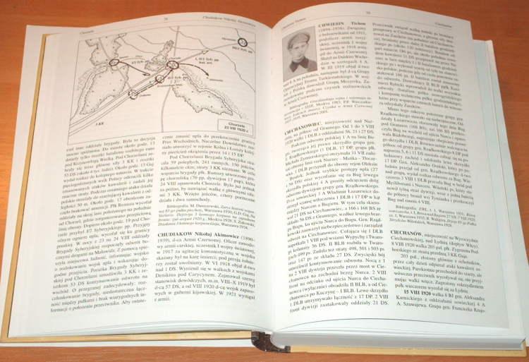 Odziemkowski-Leksykon-wojny-polsko-rosyjskiej-1919-1920-Rytm-2004-bolszewicka-Tuchaczewski-Budionny-Pilsudski