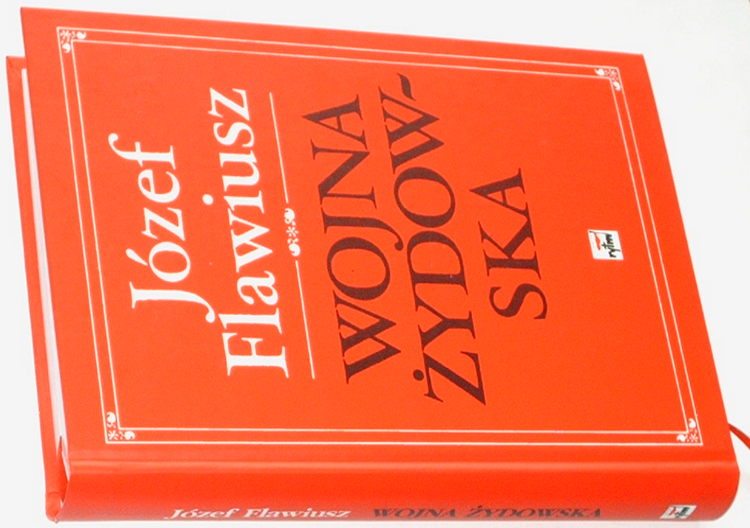 Flawiusz-Jozef-Wojna-zydowska-Rytm-2007-Bellum-judaicum-Zydzi-Zyd-Powstanie