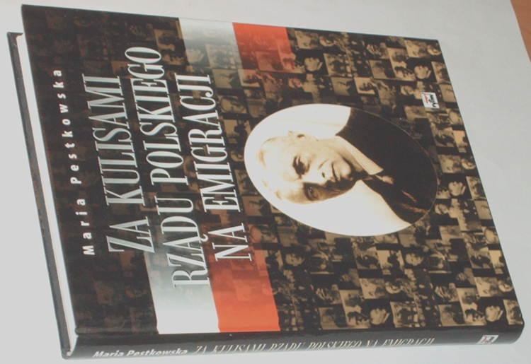 Pestkowska-Maria-Za-kulisami-rzadu-polskiego-na-emigracji-Rytm-2000-Rzad-Rzeczypospolitej-Polskiej-na-uchodzstwie