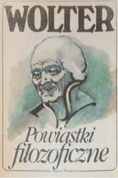 Wolter Voltaire Powiastki filozoficzne Żeleński Boy Contes philosophiques Zadig Tak toczy się światek Kandyd Prostaczek 8306009932 9788306009934 83-06-00993-2 9788306009934 69554926 hal0002