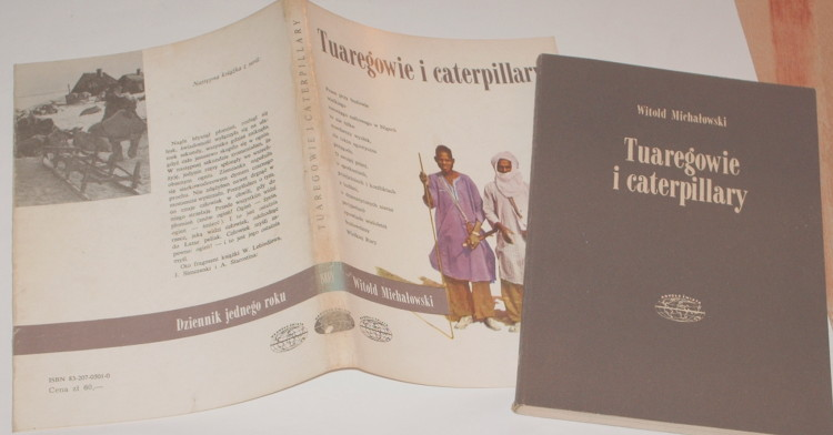 Michalowski-Witold-Tuaregowie-i-caterpillary-Iskry-1983-Nigeria-Naokolo-Swiata