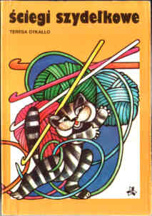 Otkałło Otkallo Sciegi Szydelkowe Ściegi Szydełkowe Dziewiarstwo ręczne crochet szydełko hand made rękodzieło 83-203-0237-4 8320302374 kbp5001