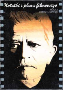 Lubicz Lisowski Notatki z planu filmowego Aktorzy pamiętniki Film historia 8303023373 83-03-02337-3 26785825 nar0016