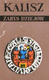 Rusiński Rusinski Kalisz Zarys dziejów historia History 8321004032 83-210-0403-2 11676157 nar0201