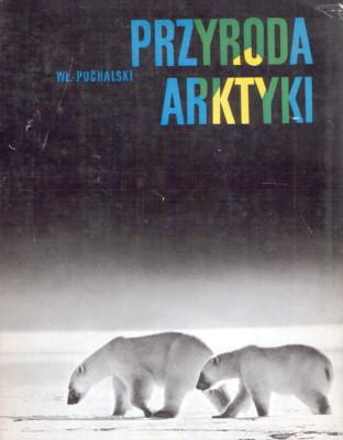 Puchalski Przyroda Arktyki Arctic północ Spitsbergen 1957 1958 Arktyka niedźwiedź lis polarny foki lodowiec piesiec Arktis north album fotografie fotografia snow glaciers Svalbard Spitzbergen  nbs1061