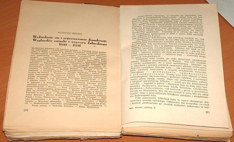 Limanowski-Boleslaw-Historia-demokracji-polskiej-w-epoce-porozbiorowej-Wyd-trzecie-Wiedza-1946