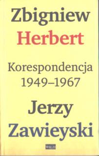 Herbert Zawieyski Korespondencja Listy list 8388032518 83-88032-51-8 Kądzielak Łukasiewicz Kadzielak Lukasiewicz pisarz poeta correspondence ncp1247