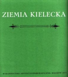 Skarbek Ziemia kielecka album Kielce 56208167 Zarajczyk Małachowski Nosal ncs1013