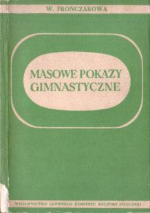 Fronczakowa Masowe pokazy gimnastyczne Akademickie Zrzeszenie Sportowe Łódź trening gimnastyka AZS nkk0021
