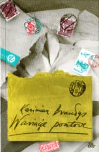 Brandys Wariacje pocztowe Zieliński Zielinski 0906601649 0-906601-64-9 22305992 9780906601648 978-0-906601-64-8 odd3025