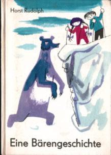 Rudolph Eine Bärengeschichte Baerengeschichte Barengeschichte Sancha Kraków Krakow Zakopane  odd3082