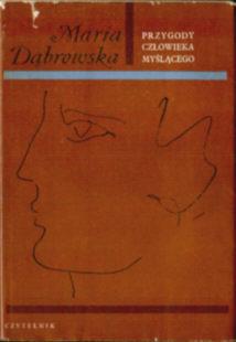 Dąbrowska Przygody człowieka myślącego Dabrowska czlowieka myslacego Kowalska Korzeniewska 2828907 ode2026