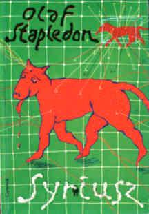 fantastyka owczarek pies psy Stapledon Syriusz Marszał Sirius 830701798X 83-07-01798-X ode3037