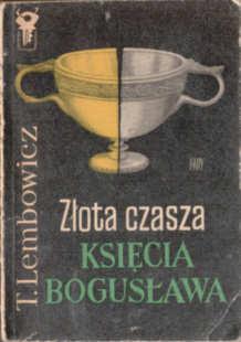 Lembowicz kryminał Złota czasza księcia Bogusława Klub Srebrnego Klucza Srebrny Klucz Rogowski Kryminal Detective Crime story ode4018