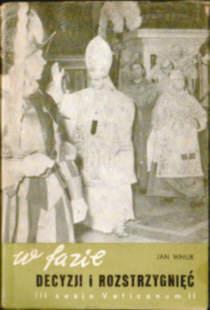 Wnuk Jan Vaticanum Sobór Watykański Drugi kościół Rzym papież biskupi papiez Jan XXIII Paweł VI odg4025