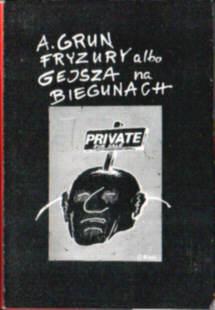 Grun Muzeum Historii Miasta Łodzi Szram Karolczak Humor rysunkowy rysunek Lodz drawing humour  odg4047