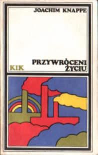Knappe Joachim Przywróceni życiu Przywroceni zyciu Franciszek Przebinda Aufstieg der Toten Die Birke da oben niemiecki niemiecka literatura DDR NRD odg5004