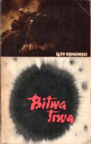 Bądkowski Badkowski Bitwa trwa Wojna 2nd World War 1939-1945 Wojsko Soldiers Army Military Armed Forces spadochoniarz odg5048