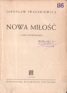 Iwaszkiewicz Nowa miłość Róża Bitwa na równinie Sedgemoor Zygfryd Matka Joanna od Aniołów odj2068