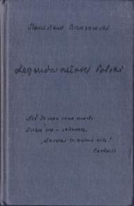 Brzozowski Legenda Młodej Polski 8308010784 83-08-01078-4 Młoda Polska Mloda Kultura filozofia Literatura polska historia odk1096