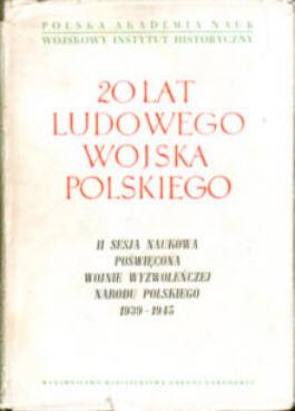 Wojna World War 1939 1945 pamiętniki historia Polska wojsko LWP Ludowe Wojsko Polskie Henryk Jabłoński odk2023