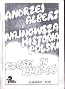 Albert Andrzej Najnowsza historia Polski Polska Ludowa Pokolenie PRL Roszkowski owa0005
