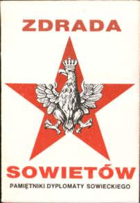 Biesiedowski Besedovskii Bessedovsky Pamiętniki dyplomaty sowieckiego Zdrada sowietów ZSRR Rosja Stalin komunizm Lasiński owa0036
