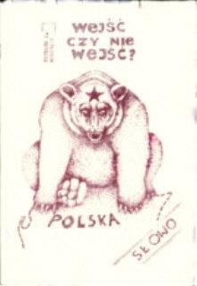 Wejść czy nie wejść Anderson 1980 1981 ZSRR Rosja interwencja Jaruzelski Kania wojsko Breżniew Soviet decision making and Poland owa0044