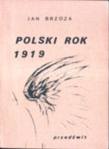 Brzoza Skaradziński Polski rok 1919 owb0008