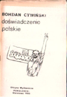 Cywiński Doświadczenie polskie owb0036