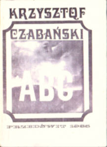 Czabański ABC owb0037