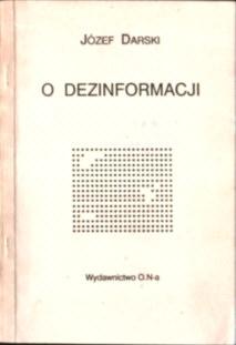 Darski Targalski O dezinformacji Radio Wolna Europa Brzeziński KGB Ceauscescu Rosja ZSRR komunizm owb0046