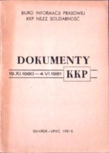 Dokumenty KKP Krajowa Komisja Porozumiewawcza NSZZ owc0003