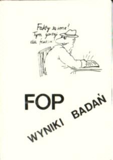 FOP Fundusz Ochrony Praworządności prawo praworządność owc0013