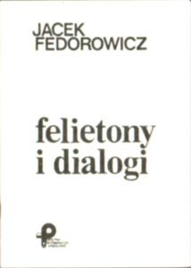 Fedorowicz Felietony i dialogi Kolega kierownik owc0014