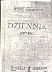 Gombrowicz Dziennik 1957 1958 1959 1960 1961 owc0028