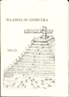 Gomułka Władysław polityka PRL PZPR Nowiny Kurier Dan Leo owc0030