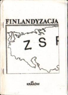 Finlandyzacja Ulicki Mączak Wojna zimowa Bregman Rubieże wolności polityka ZSRR Rosja wojna Stalin stalinizm Finlandia owc0059