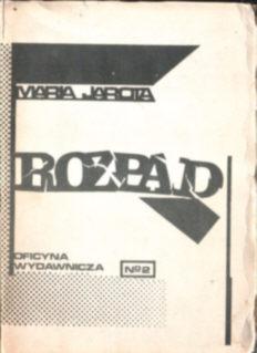 Jarota Rozpad Smolka powieść owd0017