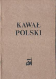 Kawał Polski Radecka Leja poezja wiersze stan wojenny 1982 antologia Jaruzelski WRON PRON ZOMO ślepowron owd0050