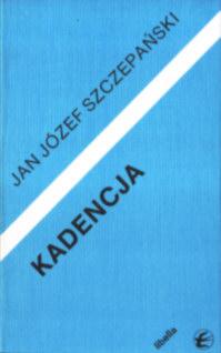 Szczepański Kadencja 2-903332-07-X 290333207X Związek Literatów Polskich pisaez pisarze literatura ZLP PRL stan wojenny pbis048