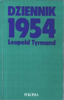 Tyrmand Dziennik 1954 0 902352 15 6 0902352156 pbit014