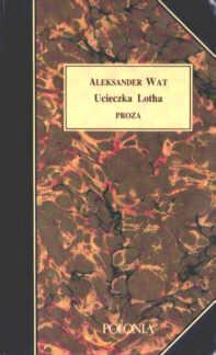 Wat Ucieczka Lotha Rutkowski literatura 0-902352-50-4 0902352504 pbiw012
