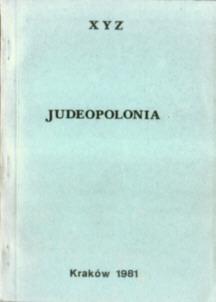 XYZ Judeopolonia antysemityzm pbiw040