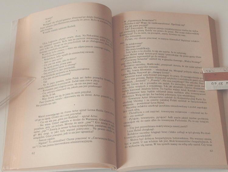 Stryjkowski-Julian-Wielki-strach-Londyn-Index-on-Censorship-1980-Wyd-emigracyjne-Zapis-14-Zydzi-Ukraina-Lwow-Lviv