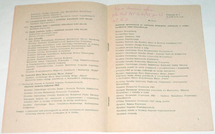 PKP-Dziennik-Urzedowy-Ministerstwa-Komunikacji-Zalacznik-12-29-wrzesnia-1984-poz-101