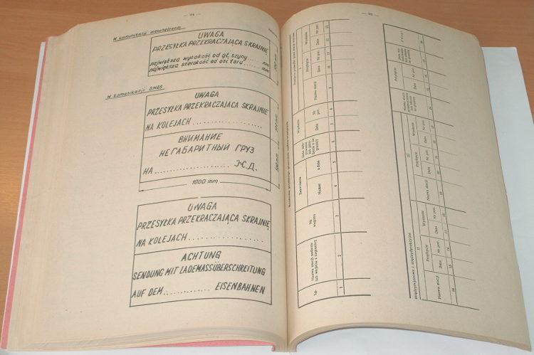 PKP-Przepisy-o-przewozie-przesylek-nadzwyczajnych-R-57-PKP-1979-R57-instrukcje-kolejowe