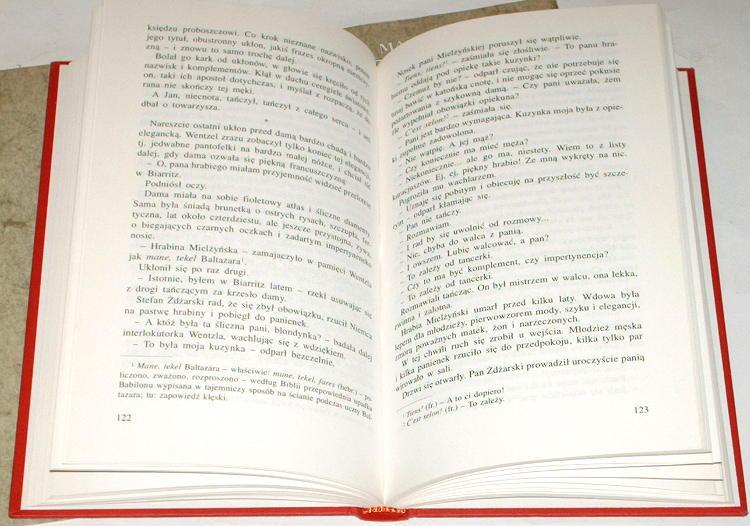 Rodziewiczowna-Maria-Miedzy-ustami-a-brzegiem-pucharu-Swiat-Ksiazki-1996-romans-Wentzel-Croy-Dulmen-Waclaw