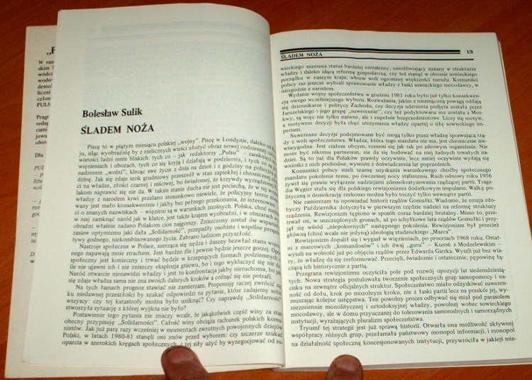 Puls-Nieregularny-kwartalnik-literacki-Nr-14-Londyn-maj-1982-Askenazy-Mrozek-Sulik-Grynberg-Koestler-Sowula